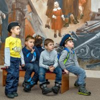 В музее. :: Эдуард Пиолий