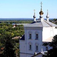 Спасо-Преображенский мужской монастырь. :: Валерия  Полещикова