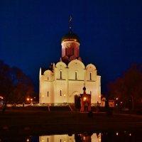 ПОКРОВСКАЯ ЦЕРКОВЬ (1) :: Валерий Руденко
