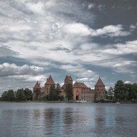 Тракайский островной замок... :: Sergey Apinis