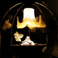Ночной полумрак :: Александр Скамо