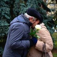 """""""история любви ...спустя время"""" :: Yana Odintsova"""