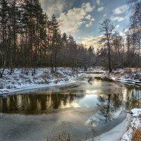 Шередарь зимняя... :: Roman Lunin