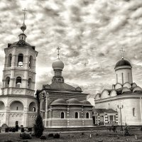 Николо-пешношский монастырь. Дмитров. :: Анатолий. Chesnavik.