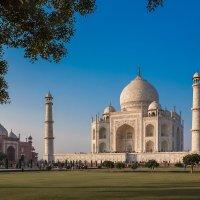 Индия.Тадж-Махал. :: юрий макаров