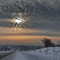 Зимний тракт :: Виктор Четошников