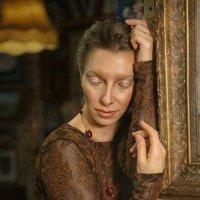 Женский портрет :: Elena Fokina