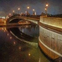 Я рисую мосты и каналы, фонари и... мечты :: Ирина Данилова