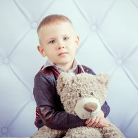 Малыш :: Оксана Циферова