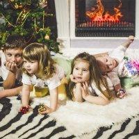Ждём Новый Год... :: Сергей Смоляков