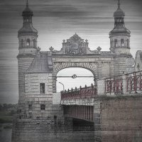 Карандашный облик Калининграда.... :: Tatiana Markova