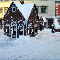 Пряничные домики. :: Natali
