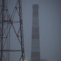 Индустриальный туман :: Андрей Попов