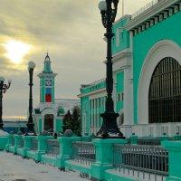 Вокзал Новосибирск Главный. :: cfysx