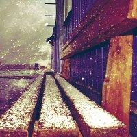 Первый снег :: Vorona.L