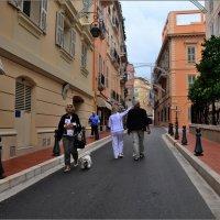 На улицах Монако :: Leonid Korenfeld