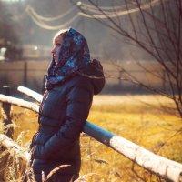 Солнечные мысли.. :: Marina Karpenkova