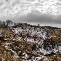 Ядерная зима :: Роман Шершнев