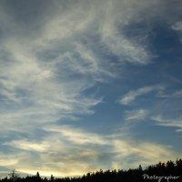 Августовское небо :: Виктор М