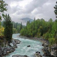 Горный Алтай, река Катунь :: Валерий Толмачев
