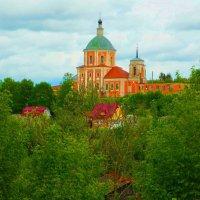 Смоленский пейзаж. :: Александр Атаулин