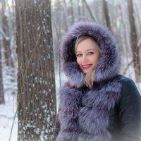 Зимний лес :: Александр Мещеряков