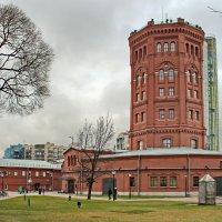 Башня :: Олег Попков