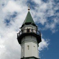 Минарет мечети Марджани :: Grey Bishop