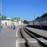 Станция Феодосия :: Виктор Шандыбин