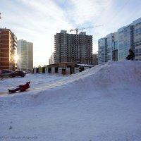 городские будни... :: Алексей Белик