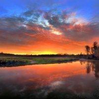 Теплота декабрьского рассвета...2 :: Андрей Войцехов