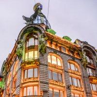 Дом Зингера. :: Виктор Орехов