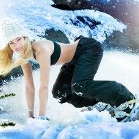 Зима :: михаил шестаков