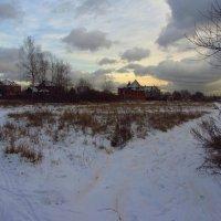 Говорят, впереди - большой снегопад :: Андрей Лукьянов