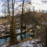 река Большая Смедовка :: Константин Сафронов