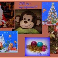 С наступающим Новым годом !!! :: Ирина Олехнович