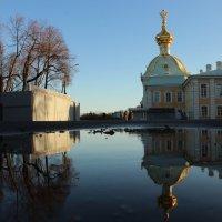Декабрьские отражения :: Вера Моисеева
