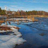 Река Поль ранней весной :: Валерий Толмачев