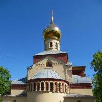 Церковь :: Вера Щукина