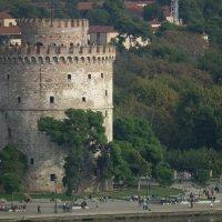 Белая башня, смвол города Салоники :: Natalia Harries