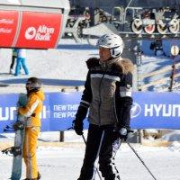 Лыжница :: Асылбек Айманов