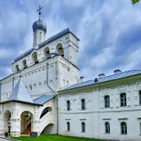 ЗВОННИЦА СОФИЙСКОГО СОБОРА. Кремль. Великий Новгород 18 :: Виталий Половинко