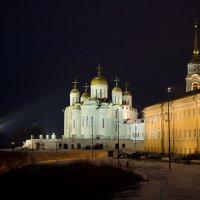 Успенский собор во Владимире. :: Ирина Котенева
