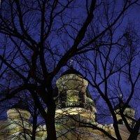 Вечерний собор :: Таня Соловьева