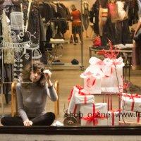 Всё-таки Рождество грустный праздник :: Андрей Синявин