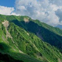 Горы Осетии :: Мария Коледа