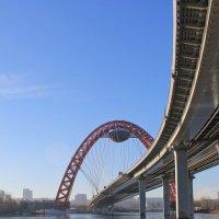 Живописный (Краснопресненский) мост :: Александр Лебедевъ