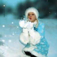 ух! зима!!! :: Наталья Малкина