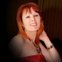 Образ рыжий, колдовской.... :: Тамара Бучарская