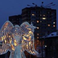 Предновогодний вечер :: Валерий Чепкасов